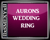 AURON'S WEDDING RING