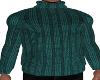 Jacob Teal Sweater