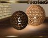J2 Chola Lamps