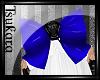 |T| RIP Dolly Bow-blue