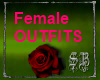 SB Female OUTFITS