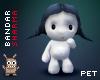 (BS) White Gigeli 2 Pet