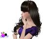 Yanina dark brown