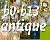 14 Antigue places BG's