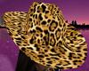 Fashionata Cheetah Hat