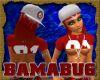 BD - backwards BAMA hat