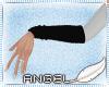 Karaline gloves Bl