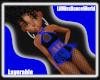 LilMiss Blue Fringe F
