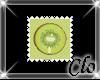 [Clo]Kiwifruit Stamp