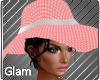 Peachy Dot Sun Hat