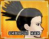 !T Shikadai hair