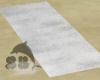 White V. Beach Towel