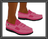 AS Hot Pink Loafers
