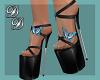 Mariposa Heels