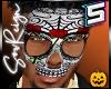 ! Los Muertos Mask M