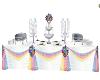 Rainbow Wed Buffet