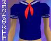 Navy Seifuku Uniform Top