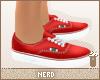 [N] Cherry Vans