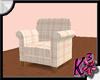 Pink Plaid Chair