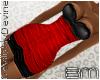 {DD} BM CinchedClub_Red
