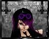 CyberDoll Goggles Purple
