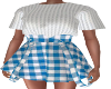Suzanna Blue Plaid