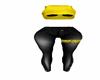 Yellow&Black Jeans RLL
