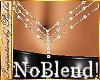 I~Diamond Belly Chain