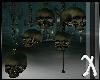 ~Scared Sh*tless Skulls~