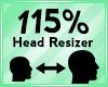 Head Scaler 115%