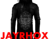 LAMB OF GOD LEATHER TOP