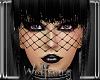 WS ~ Veil:Goth Magenta