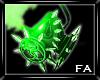 (FA)Green Fire GasMask