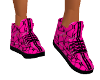 Custom Kendal Shoes pink