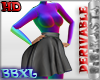 BBR BBXL HD Cute SKirt