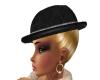 Blonde Hair N Hat