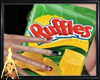 Ruffles Bag Girl Ani Req