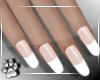 Nails -Long French