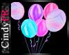Unicorn Balloons Animate