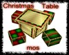 Christmas Table N Chairs