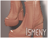 [Is] Fall Boots Nude