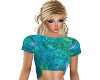 Monet Crop Top