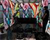 Hell Fam Graffiti Room