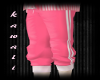 Yuric Pink Kawaii Short