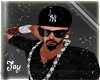 New Era NYC Black Hat