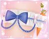 ♡. Navy Bunny's Garter
