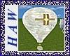Heavenly Hot Air Balloon