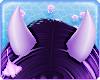 Oxu | Purply Horns