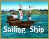 "Sailing Ship ""Mystic"""
