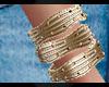 [dc] gold bangles rght